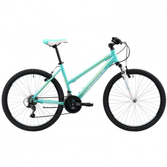 "Велосипед MAVERICK Estelle 2.0_26"" V-Brake, 19,5"" Alloy 21-ск., Бирюзовый_2018"